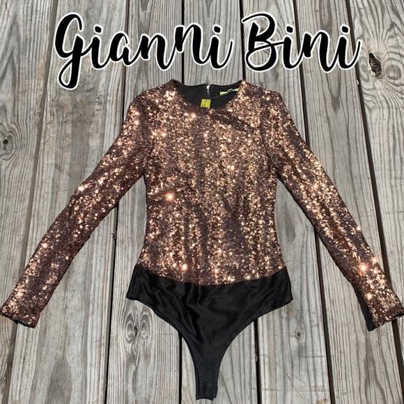 Gianni Bini Tops - Gianni Bini Bodysuit NWT